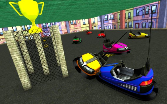 Bumper Cars Unlimited Fun2