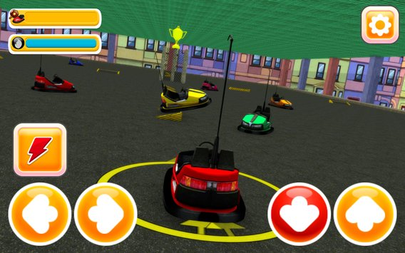 Bumper Cars Unlimited Fun3
