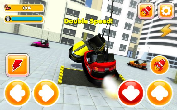 Bumper Cars Unlimited Fun5