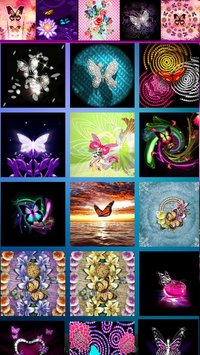 Butterfly Fashion Wallpapers3