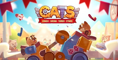 CATS Crash Arena Turbo Stars logo