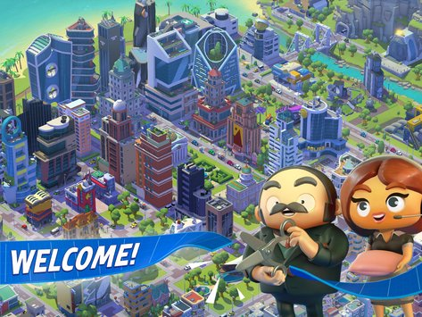 City Mania Town Building Game1