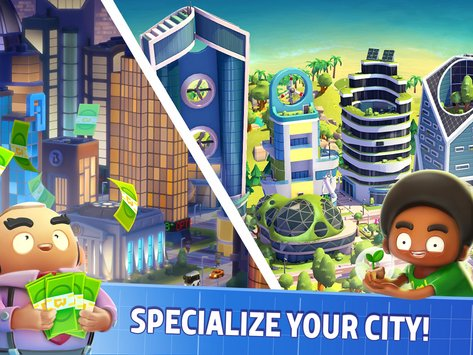 City Mania Town Building Game4