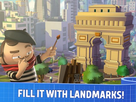 City Mania Town Building Game5