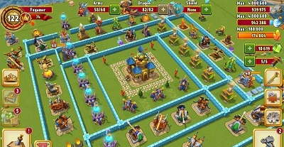 Dragon Lords 3D strategy1