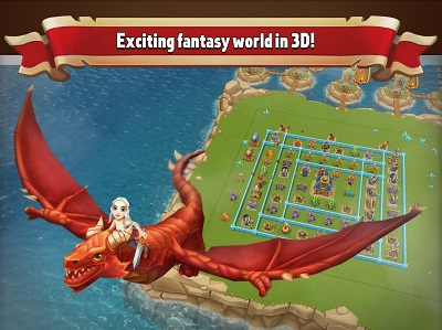 Dragon Lords 3D strategy2