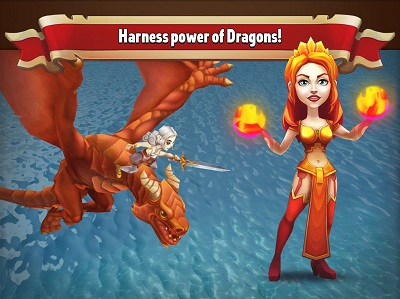 Dragon Lords 3D strategy5