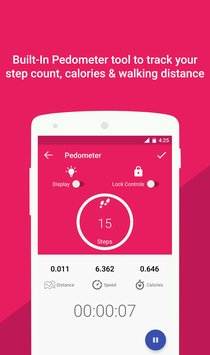 Health Pal Fitness Pedometer2