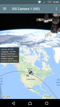 ISS Live HD Earth viewing1