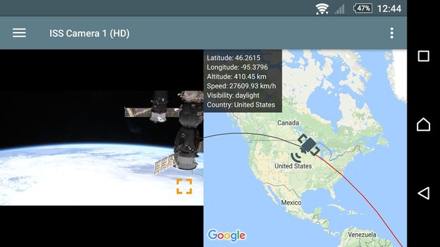 ISS Live HD Earth viewing7