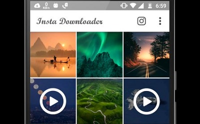 Insta Downloader Image Video