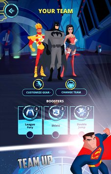 Justice League Action Run 5