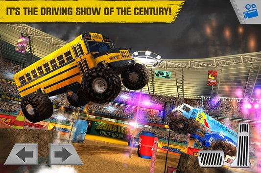 Monster Truck Arena Driver 1