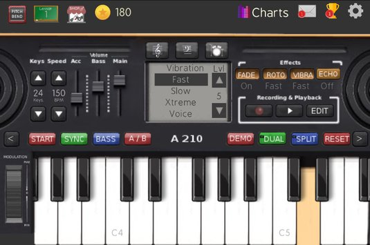 Music Keyboard7