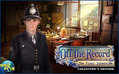 Off Record Final Interview logo