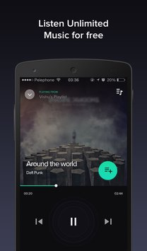 Pindrop Music smart playlists1