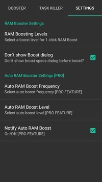 RAM Booster eXtreme Speed Free3