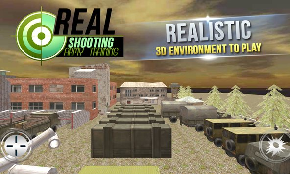 Real Shooting Army Training5