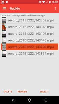 RecMe Free Screen Recorder2