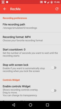 RecMe Free Screen Recorder4