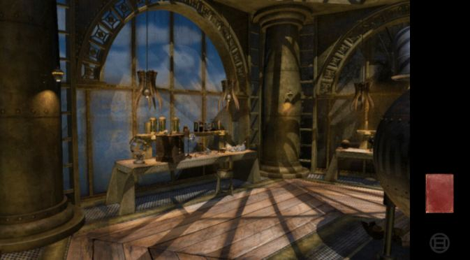 Riven The Sequel to Myst6