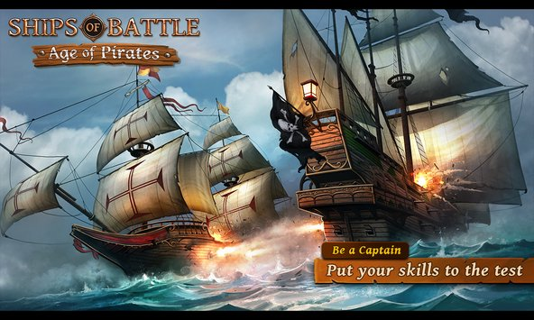 Ships of Battle Age of Pirates 6