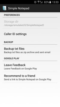 Simple Notepad4
