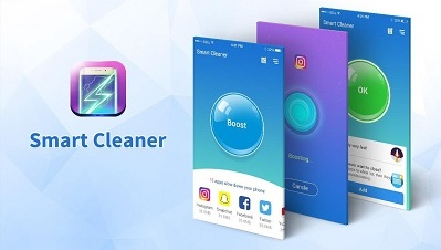 Smart Cleaner Clean Boost