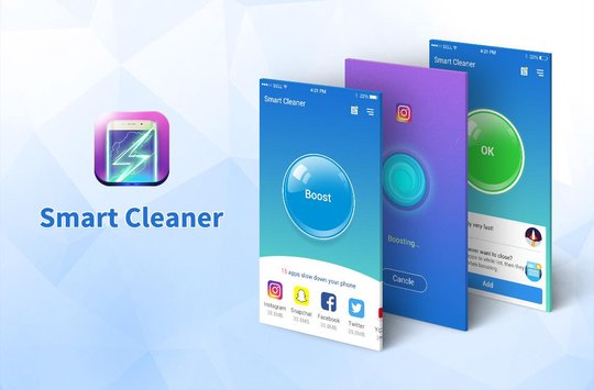 Smart Cleaner Clean Boost1