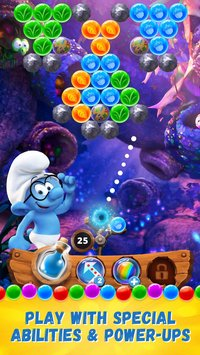 Smurfs Bubble Story3