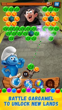 Smurfs Bubble Story5