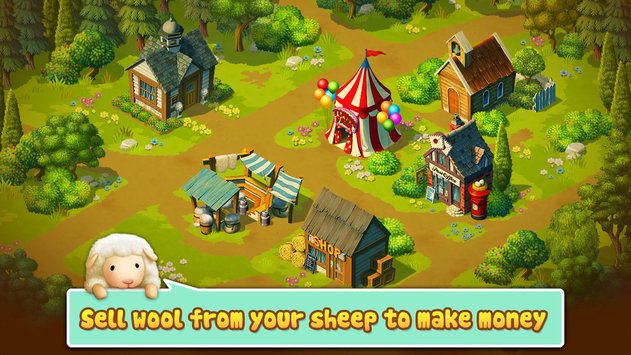Tiny Sheep Virtual Pet Game2