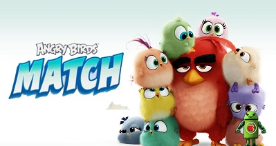 Angry Birds Match 6