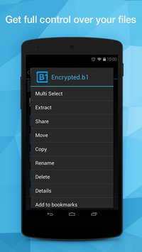 B1 File Manager and Archiver1