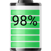 Battery Widget Level Indicator