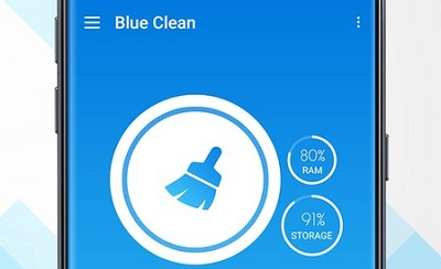 Blue Clean Clean and Boost