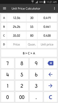 ClevCalc Calculator7