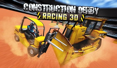 Construction Derby Racing 3D 1