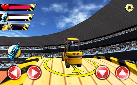 Construction Derby Racing 3D 3
