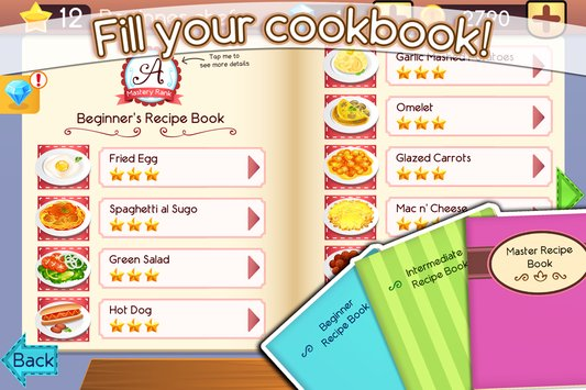 Cookbook Master Be the Chef3