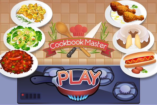 Cookbook Master Be the Chef4