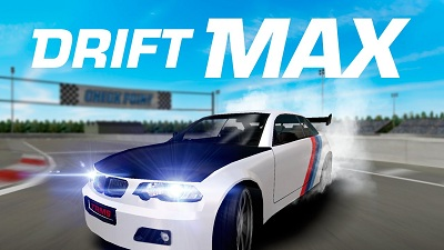 Drift Max logo
