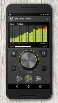 Dub Music Player Equalizer1