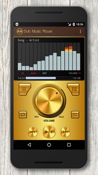 Dub Music Player Equalizer3