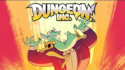 Dungeon, Inc logo