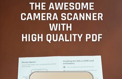 Easy Scanner Camera to PDF