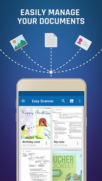 Easy Scanner Camera to PDF2