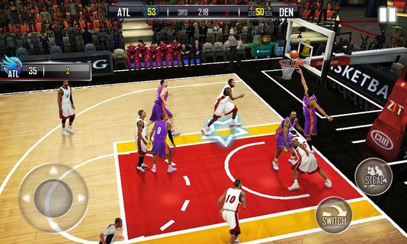 Fanatical Basketball 5