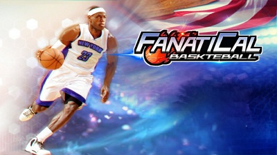 Fanatical Basketball logo