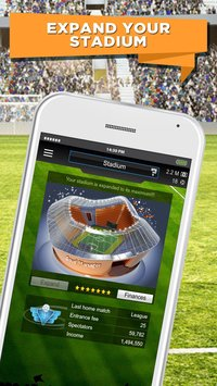 Goal Football Manager 4